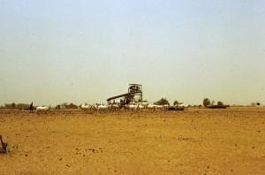 SENEGAL 1975_76 Pompe campagne 1